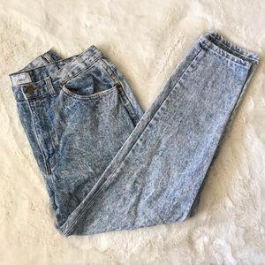 Vintage Chic brand mom jeans